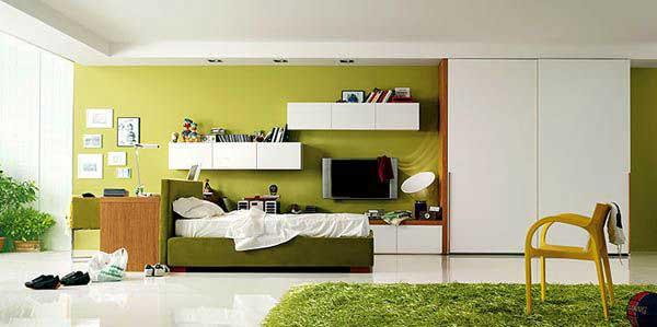แบบห้องนอนสวย ๆ สำหรับสาววัยรุ่น