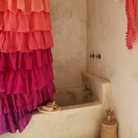 ไอเดียการใช้สีสันต่าง ๆ ตกแต่งห้องน้ำสวย