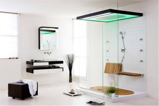 รวมแบบห้องน้ำโมเดิร์นสวย ๆ ไอเดียเก๋ ๆ ให้ห้องน้ำคุณ