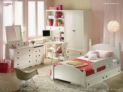 ไอเดียห้องนอนสวย ๆ น่ารัก ๆ สำหรับเด็ก ๆ