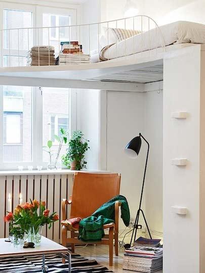 ไอเดียแต่งห้องนอนขนาดเล็กสำหรับบ้านที่มีพื้นที่น้อย
