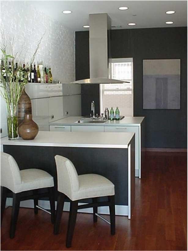 ออกแบบห้องครัวขนาดเล็ก