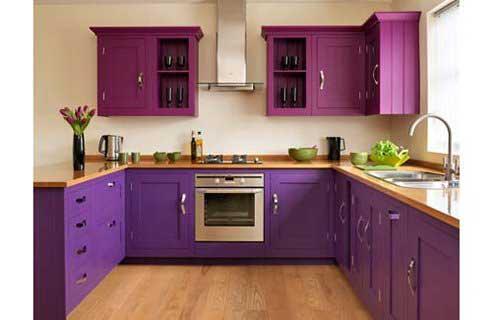 แบบห้องครัวสีสวย ๆ ตามสไตล์คุณ