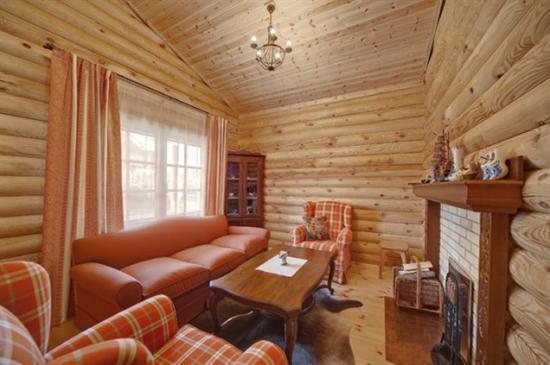 ตัวอย่างบ้านไม้