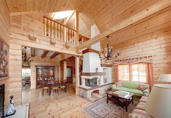แบบบ้านไม้สวย ๆ ในฝัน