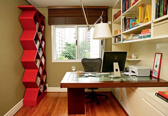 จัดห้องทำงานสวย ๆ