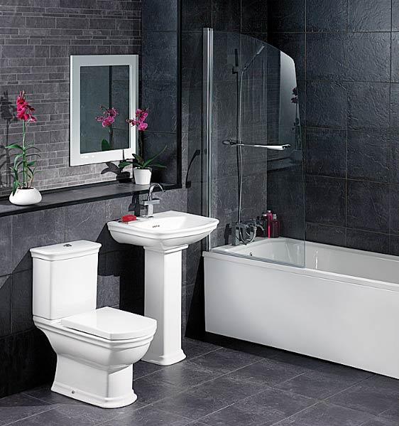 ตัวอย่างตกแต่งห้องน้ำสวยหลากสไตล์หลายไอเดีย ทั้งเท่ หวาน เรียบหรูดูดี